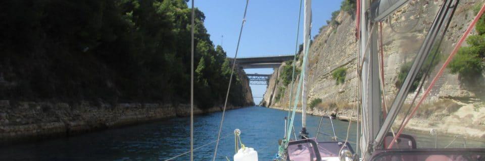 De la Mer Egée à la Mer Ionienne